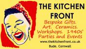 The Kitchen Front logo